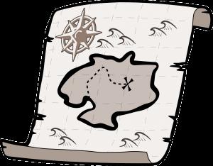 Navigationsgerät Kartenmaterial für Geocaching GPs-Gerät
