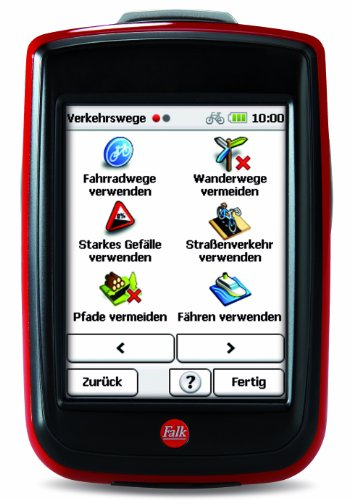 Falk Ibex 32 überblick