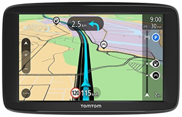 TomTom Start 62 Europe Traffic Navigationsgerät - 1