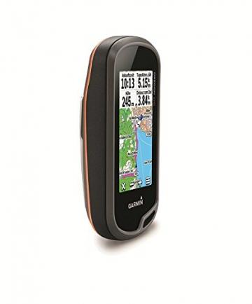 Garmin Oregon 600 GPS Gerät Übersicht