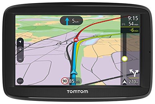 TomTom Via 52 Europe Traffic Navigationsgerät Überblick