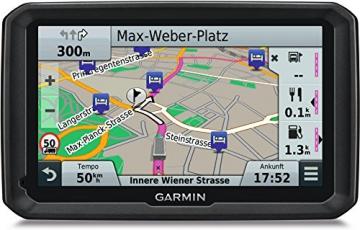 Garmin dezl 770 lmt d LKW NAvi Navigation im System
