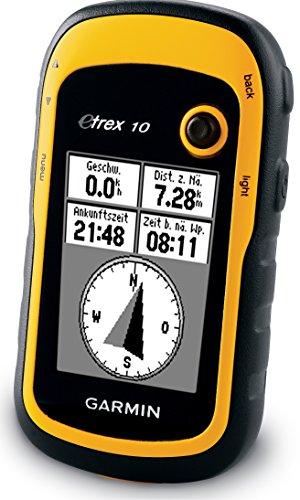 Garmin etrex 10 GPS Gerät gelb