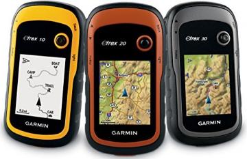 Garmin etrex 10 GPS Gerät Vergleich