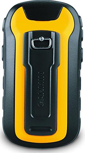 Garmin etrex 10 GPS Gerät Rückseite mit Befestigung