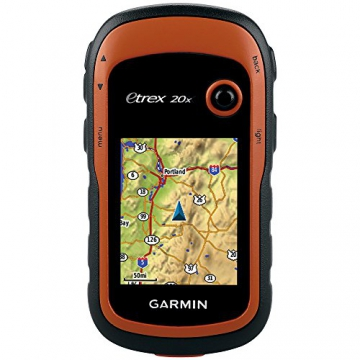 Garmin eTrex 20x Test