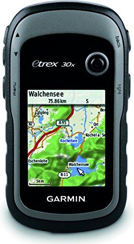 Garmin eTrx 20 GPS Navigation Grau