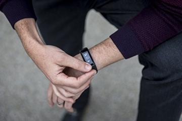 garmin Vivosmart HR Fitness Armband Handgelenk