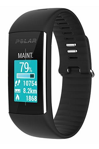 Polar Activity Tracker Fitness Armband 360 Display