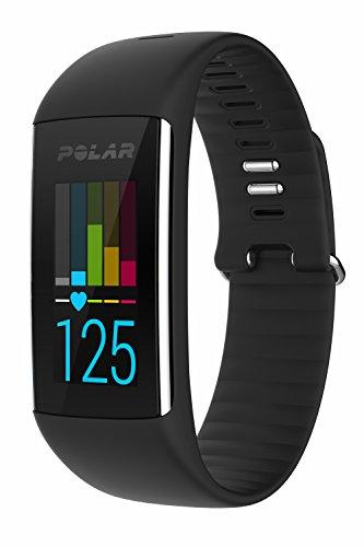 Polar Activity Tracker Fitness Armband 360 Farb Display