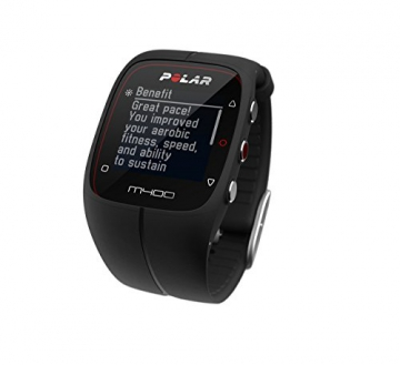 Polar M400 fitness Test