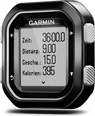 Garmin Edge 25 Test