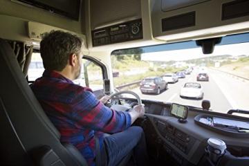 tomTom Trucker 5000 Fahrer