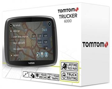 TomTom Trucker 6000 Test