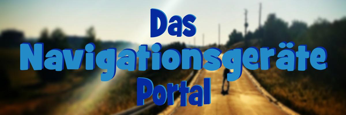 Navigationsgeräte Portal Navi Online Shop