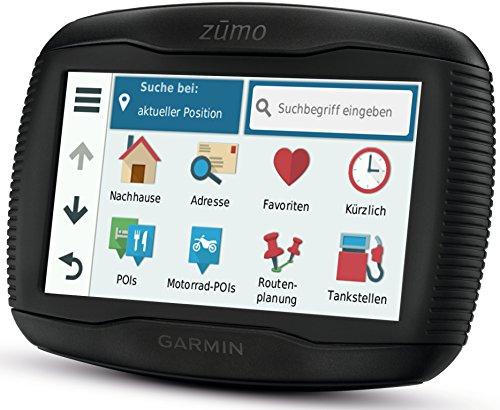 garmin zumo 345 motorrad navi test gps check. Black Bedroom Furniture Sets. Home Design Ideas