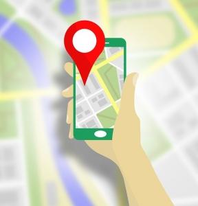 GPS Schlüsselfinder per App